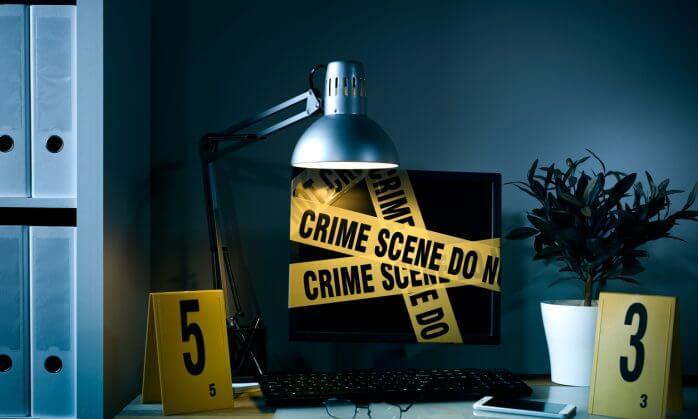 İlk Siber Suç