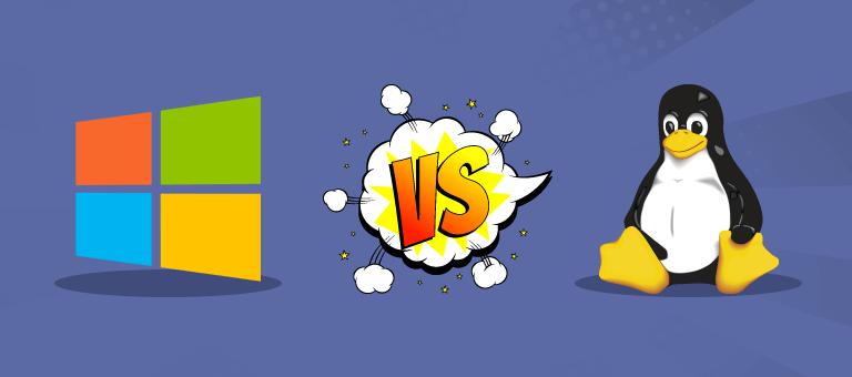 Linux ve Windows Arasındaki 10 Fark