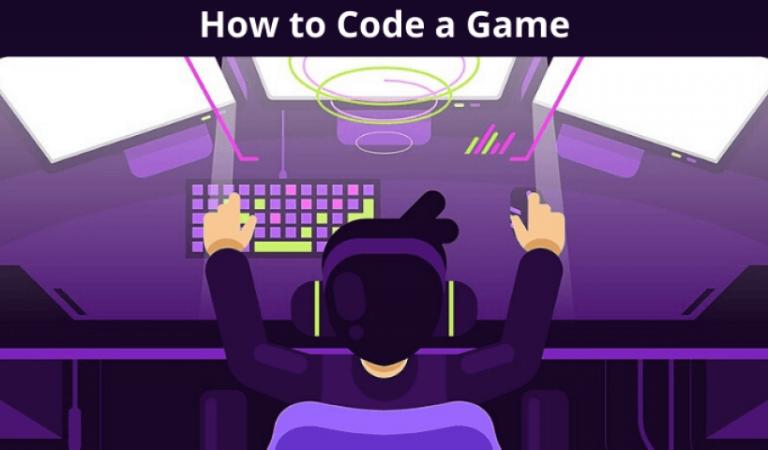 Oyunlar Nasıl Kodlanır ?