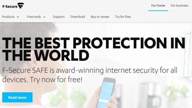 f-secure-nedir