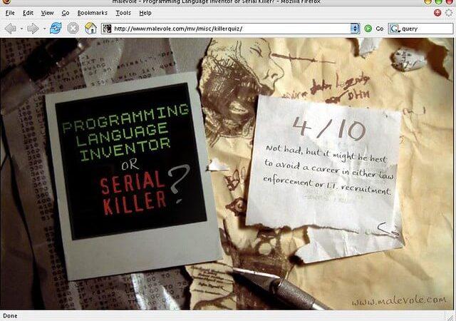 Programcı Mı? Seri Katil Mi? Farkı Söyleyebilir Misiniz?