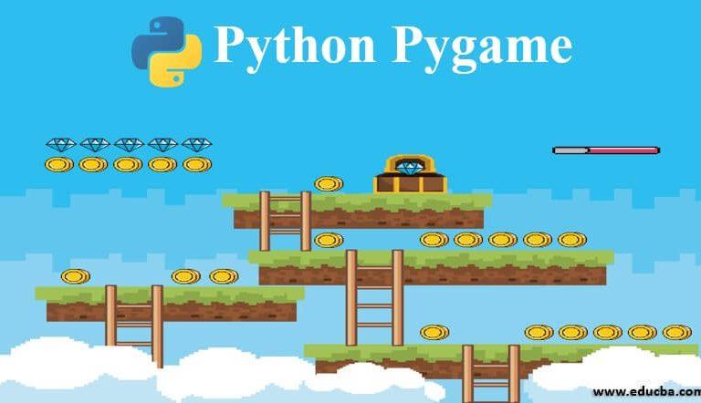 Oyun Geliştirmek İçin En İyi 9 Python Kütüphanesi